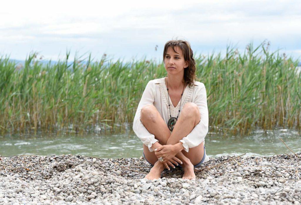 Ritratto Fotografico Donna   Corinna   Lago di Garda Verona